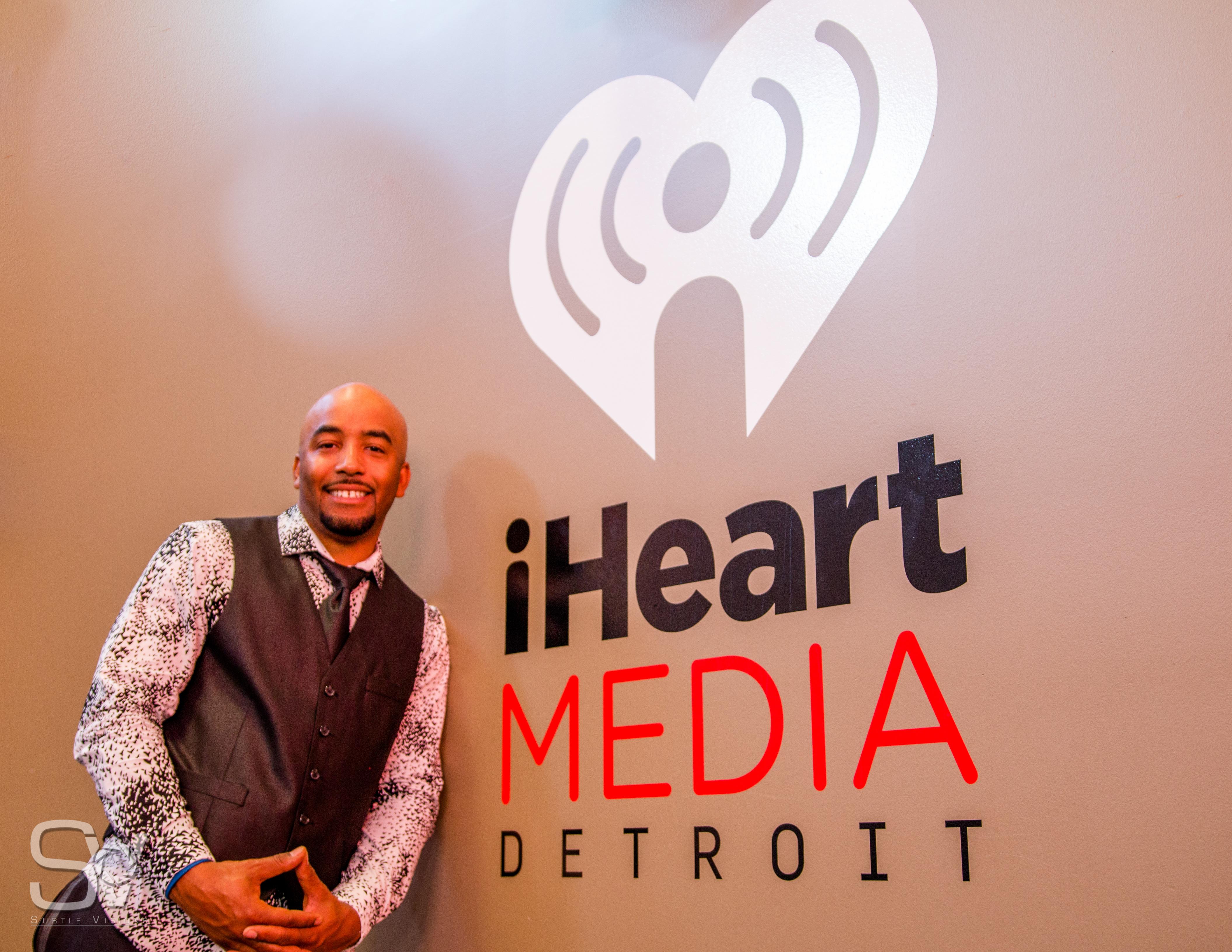 Dr Darrius iHeart Radio FM98 WJLB 1