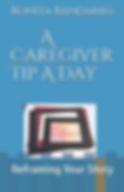 Book Cover A Caregiver Tip A Day