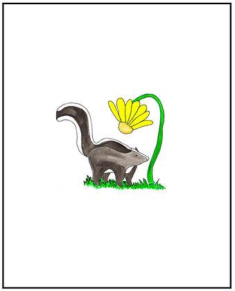 Skunk Friend