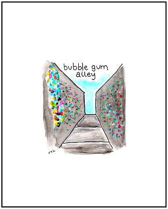 Bubble Gum Alley
