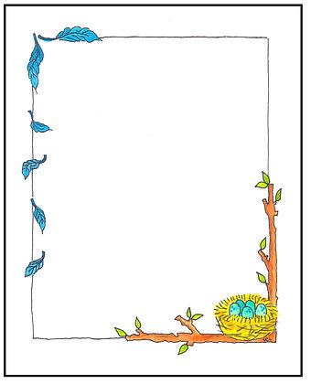 Bird's Nest Frame