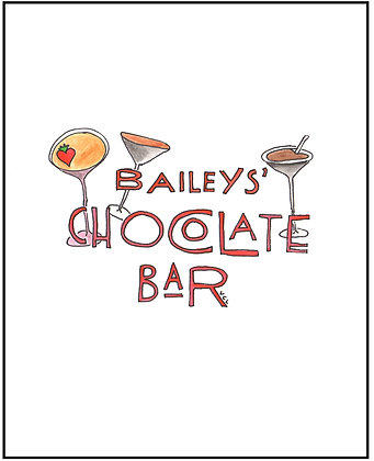 Bailey's Chocolate Bar
