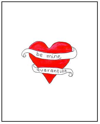 Quarantine Valentine