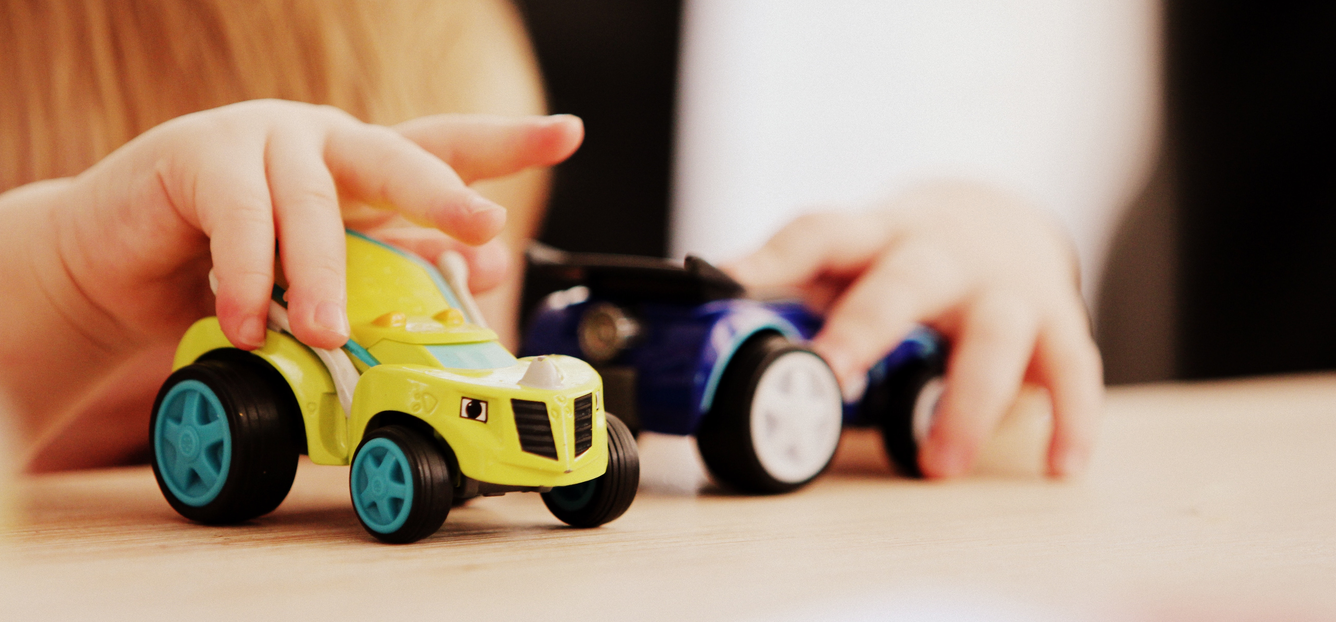 Mindful Play Therapy with cars