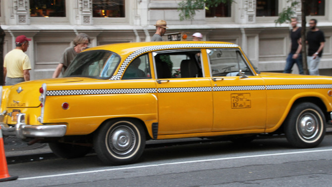 Cab Ride