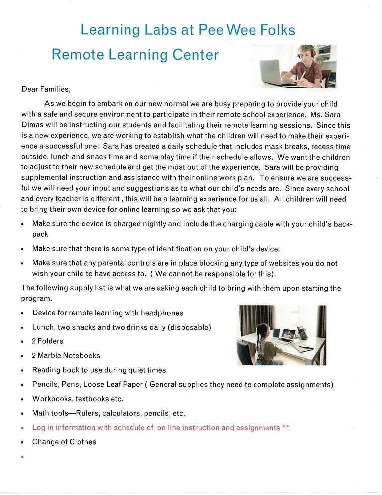 PWF Whitestone Learning Labs