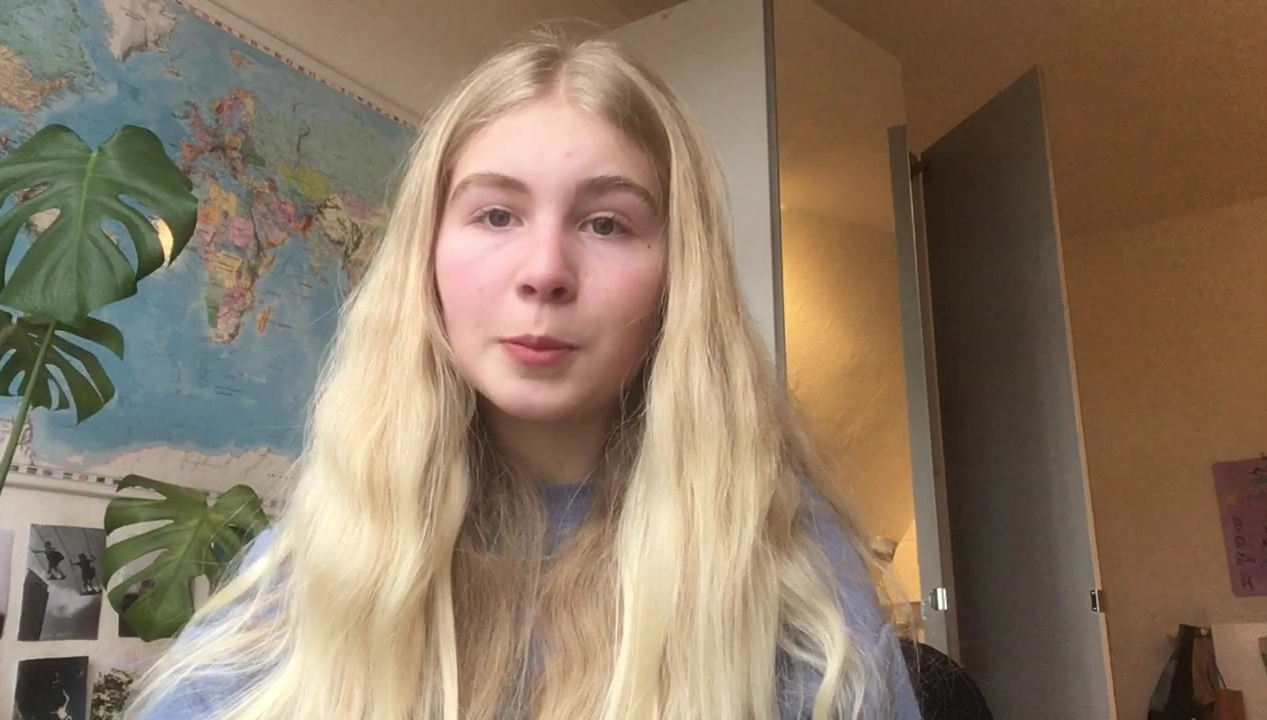 Marie Paludan Mogensen 1.y
