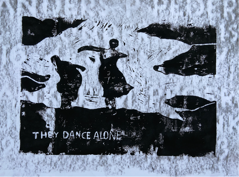 They dance alone - Nicoline Bundgaard 1.t
