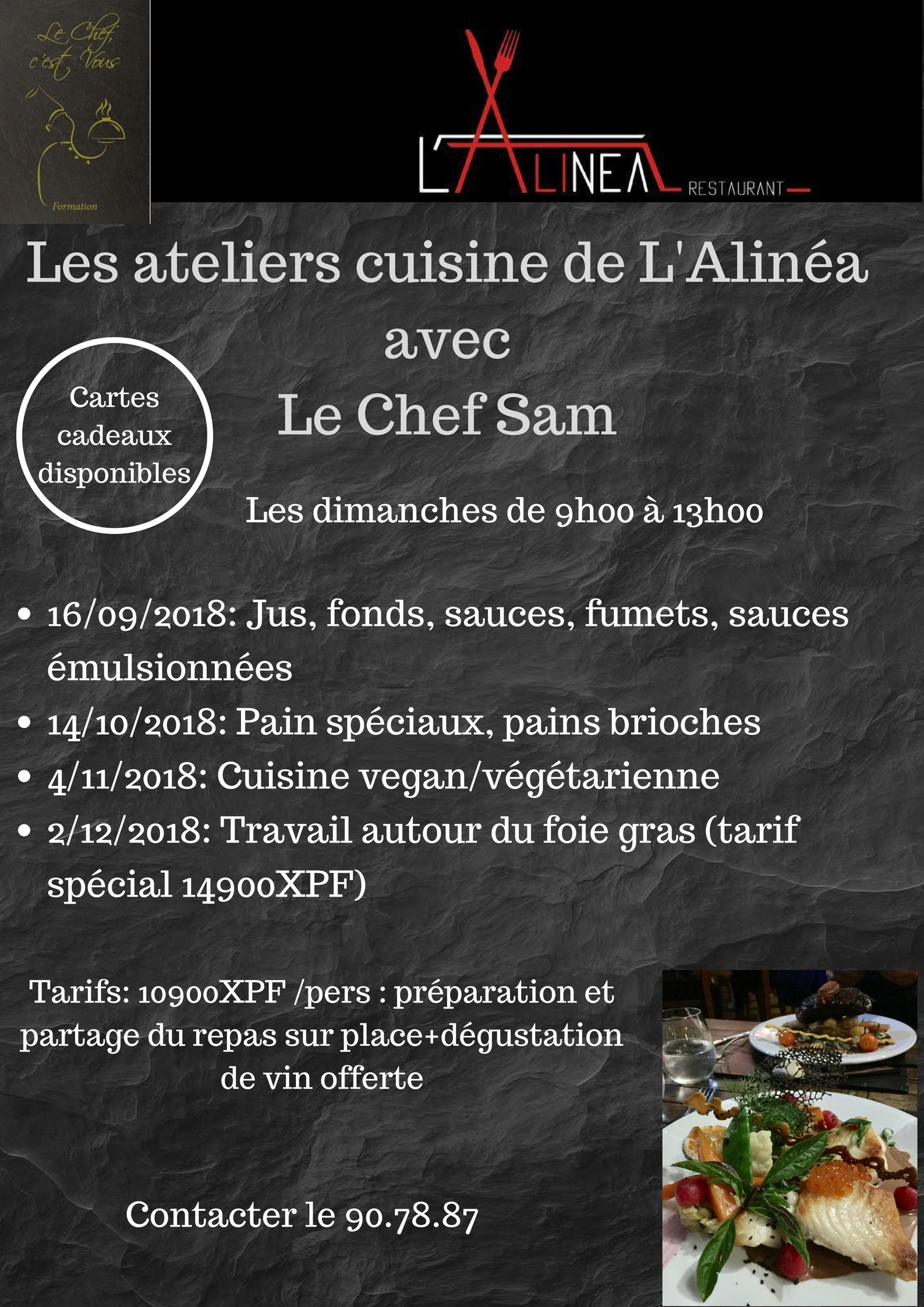 atelier cuisine2018