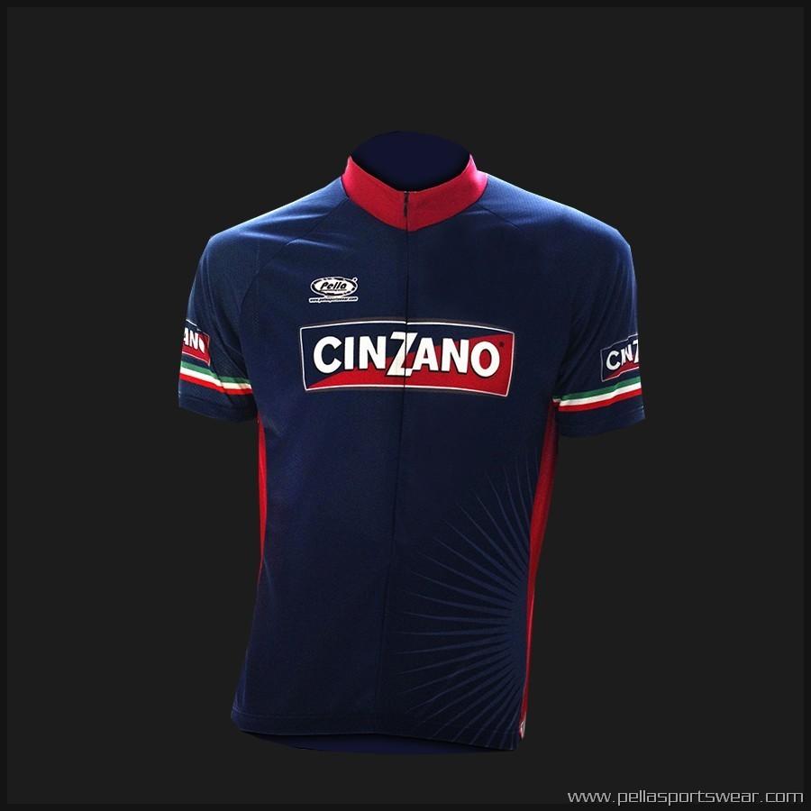 Pella Cinzano Short Sleeve Jersey