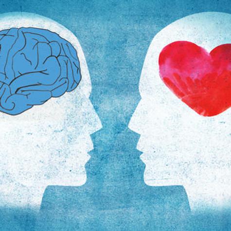 """Head and Heart"""