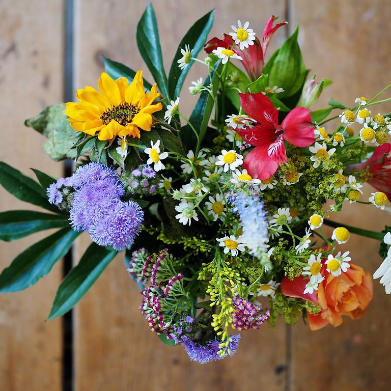 Flower into Joy - A Flower Communion