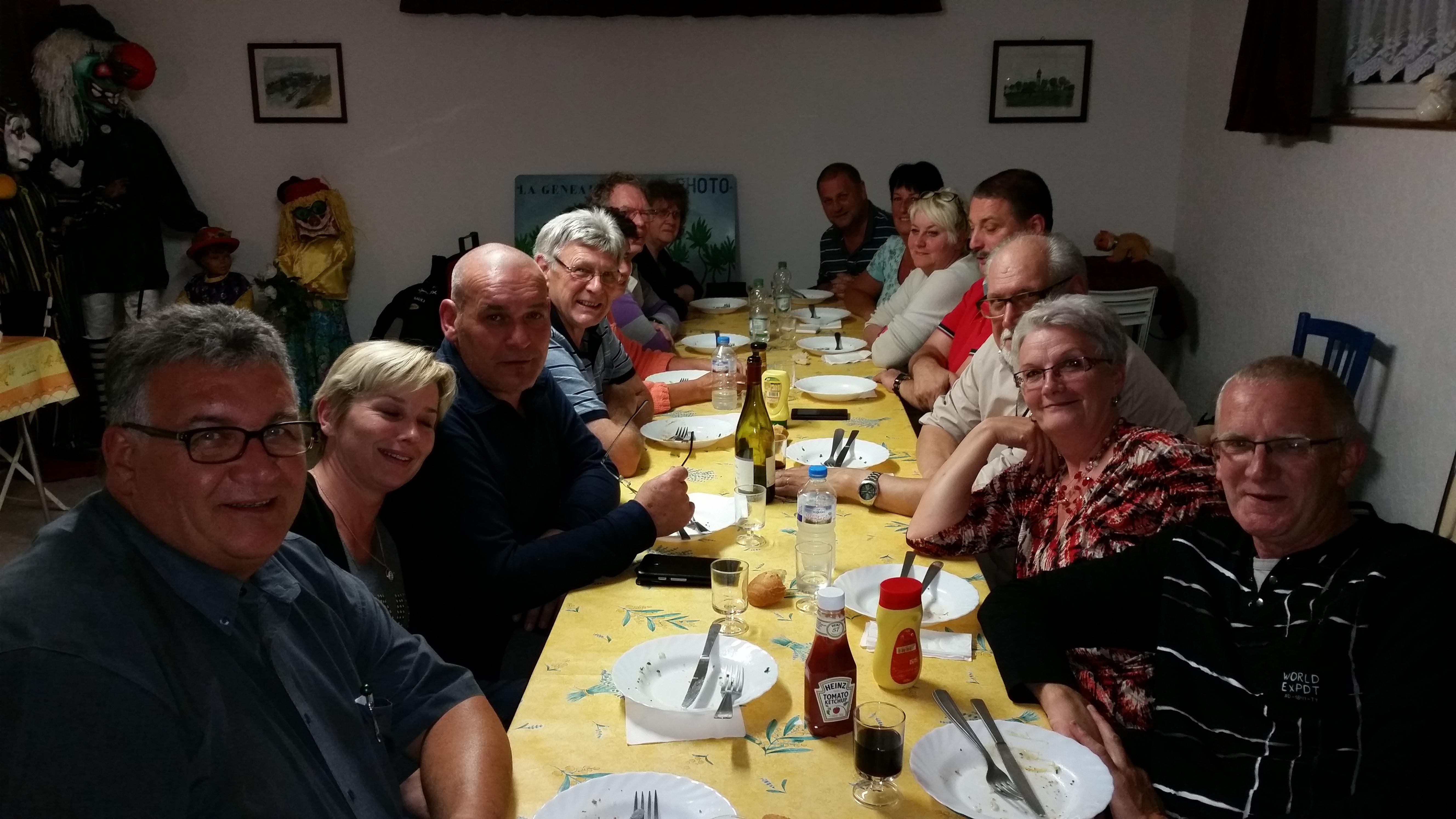 Réunions comité FCF Alsace