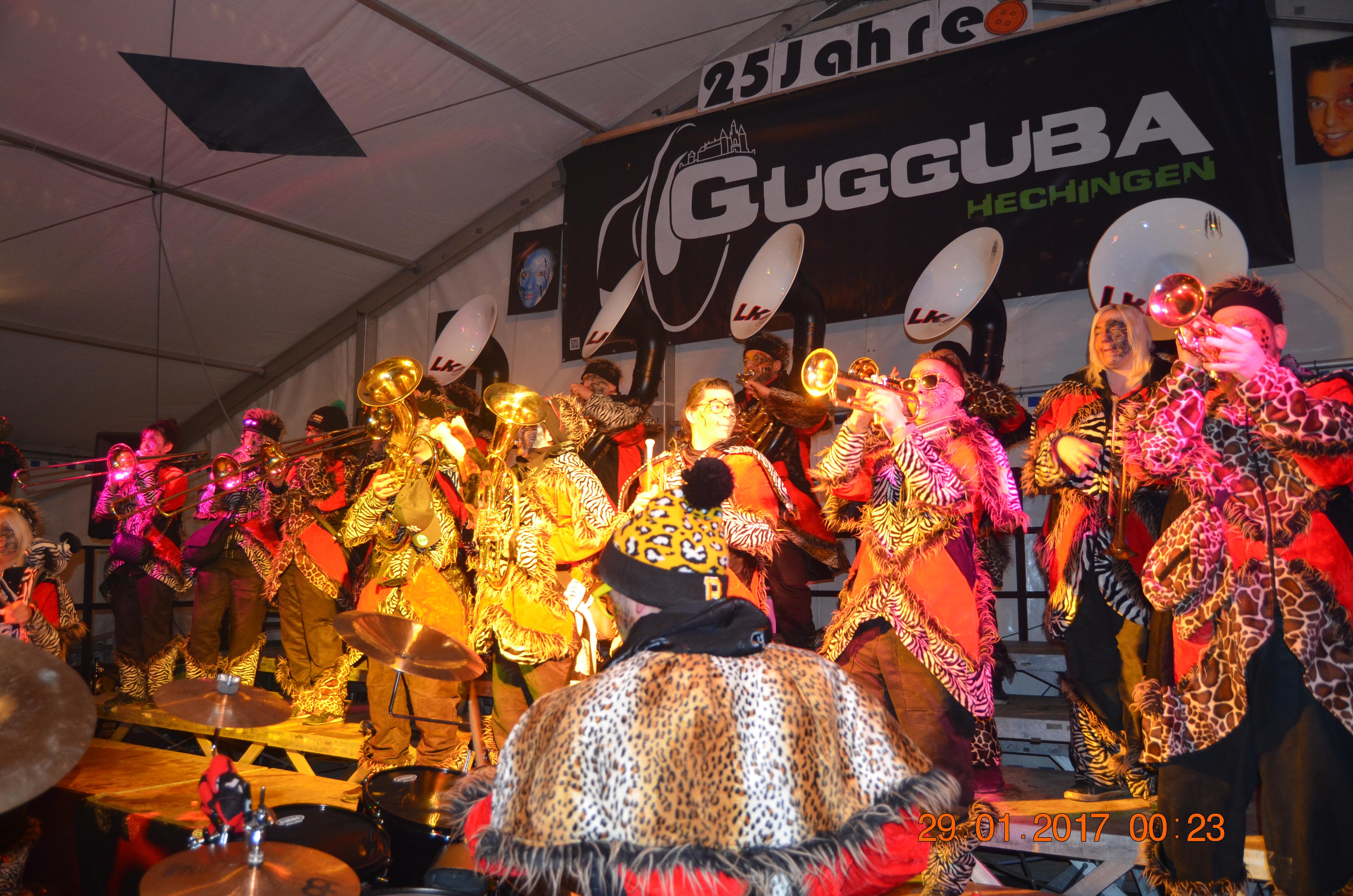 Gugguba Hechingen