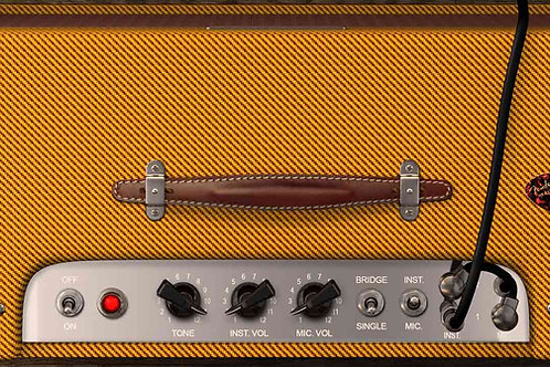 '57 Deluxe Ultimate Clean (Free Preset)