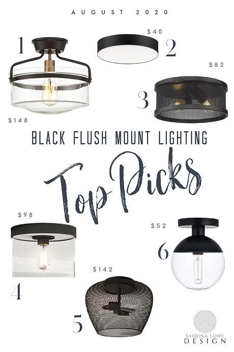 Black Flush Mount.jpg