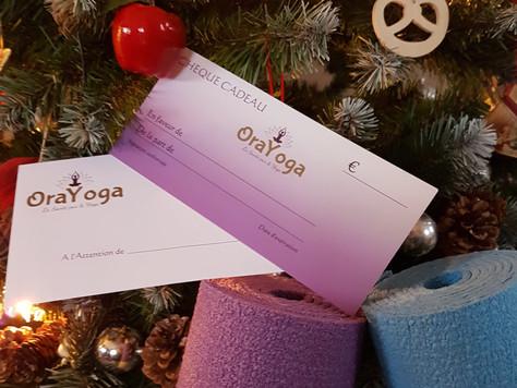 OraYoga fait son marché de Noël