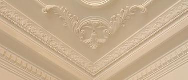 漆喰石膏装飾 漆喰、石膏