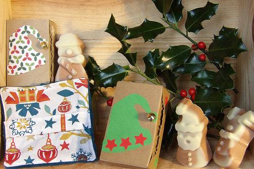Coffret Lutin du Père Noël