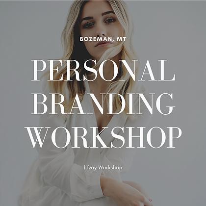 June 13th, 2021      Personal Branding Workshop