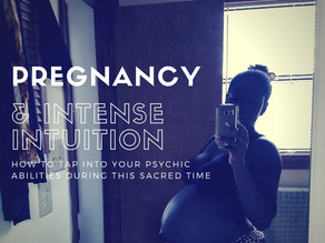 Pregnancy & Psychic Abilities: Is there more to a 6th sense?