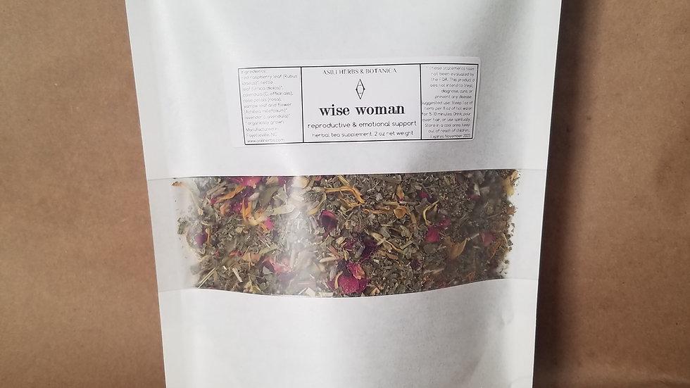 WISE WOMAN Bulk Herbal Blend