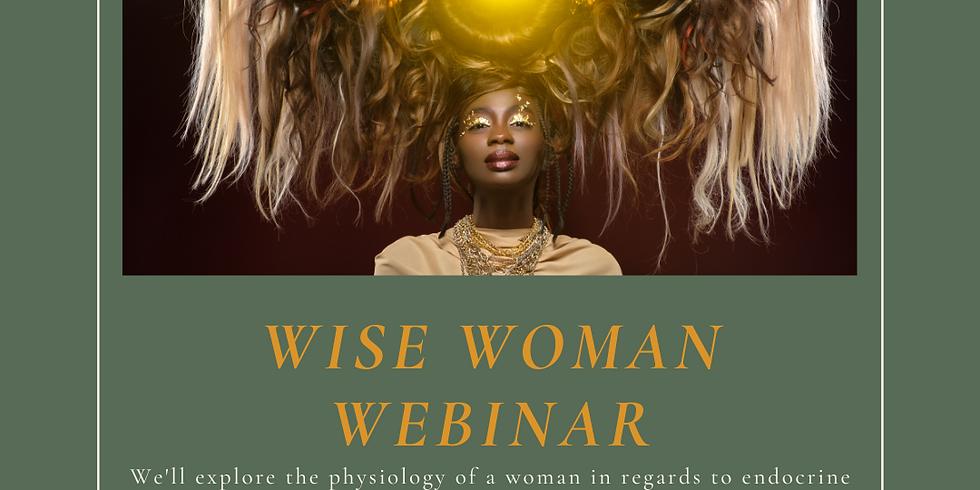 Wise Woman Webinar