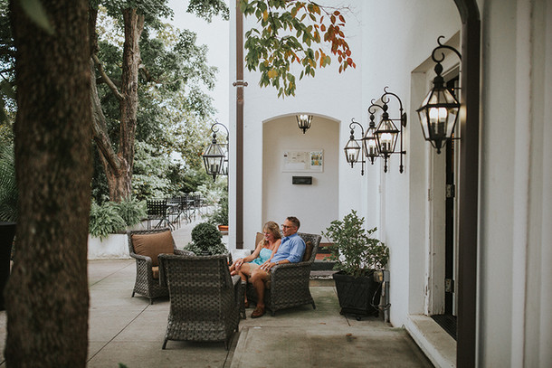 Patio Soft Seating