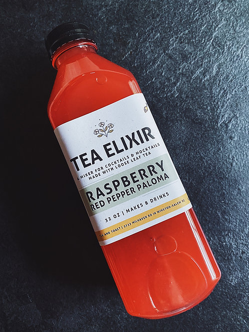 Raspberry Red Pepper Paloma