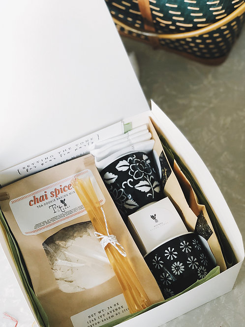 Tea Party Box {For Two}