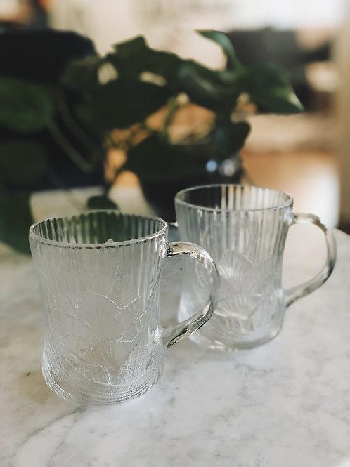 Tall Hot Toddy Tea Cups {2}