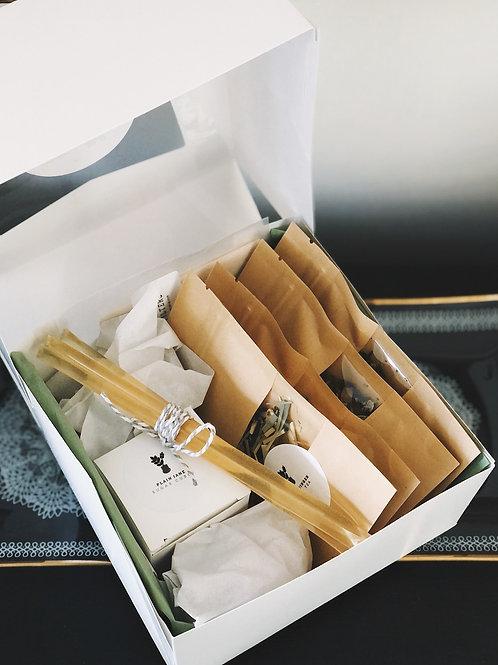 Autumn Tiny Tea Box