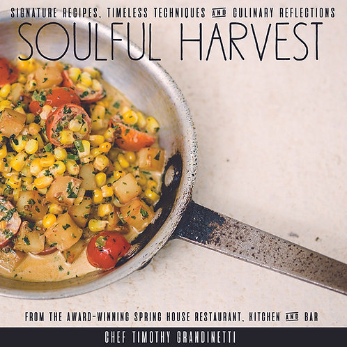 Soulful Harvest Cookbook