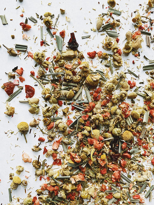 Strawberry Chamomile Herbal