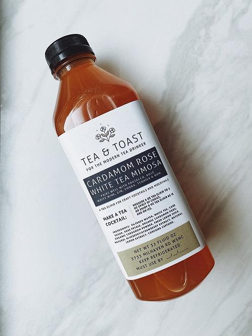 Cardamom Rose White Tea Mimosa