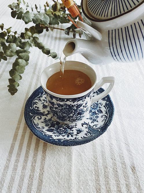 English Tea Cup & Saucer