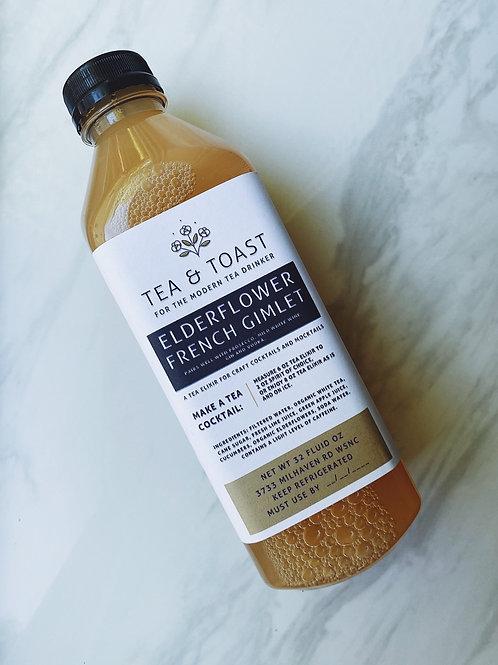 Elderflower French Gimlet Tea Elixir
