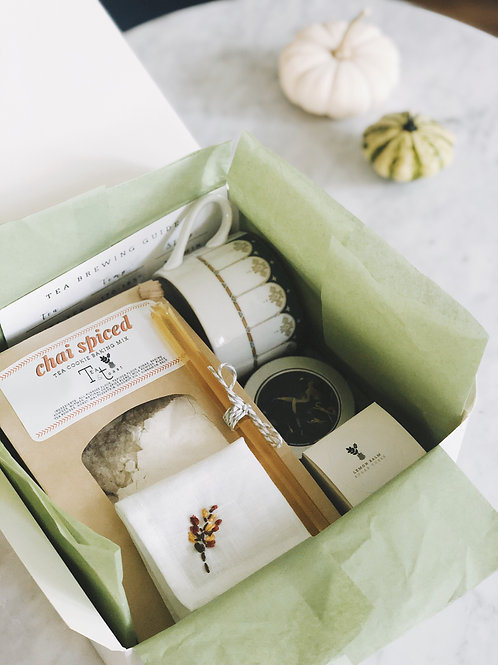 Tea Party Box {For One}