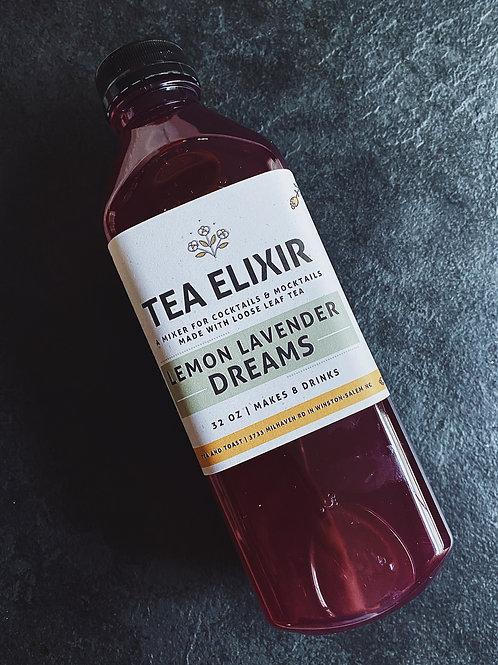 Lemon Lavender Dreams
