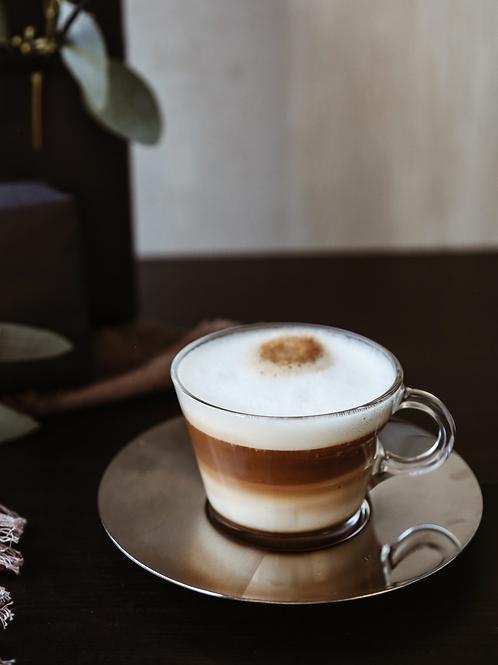 Maple Brown Sugar Black Tea Latte