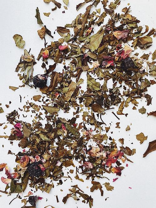 Winter Solstice White tea