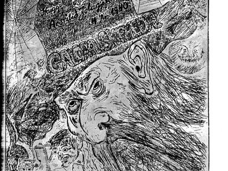Магическая книжица Скугги: Galdra-skræða Skugga