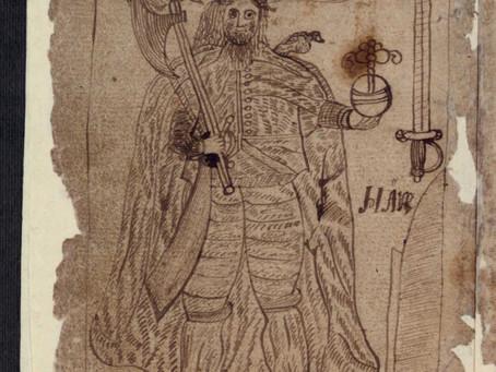 Поздняя «драпа» в честь Одина (Исландия, XVIII в.)