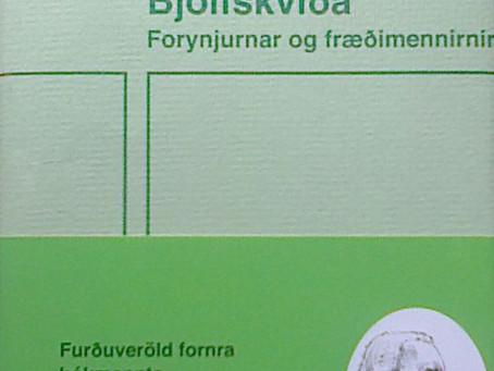 Bjólfskviða: Forynjurnar og fræðimennirnir