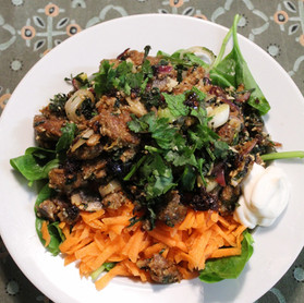 Quick and Easy 'Larb'