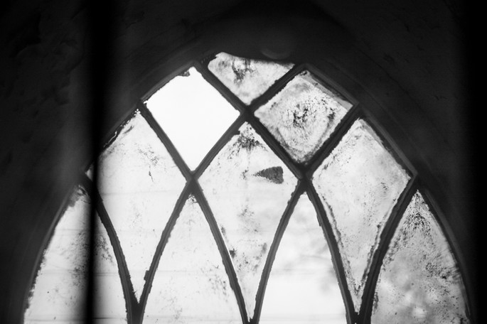 Swanlinbar Church Window