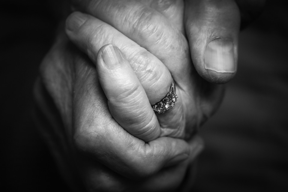Hands, Mum and Dad