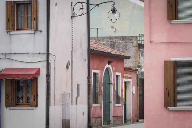 Venice Pink House
