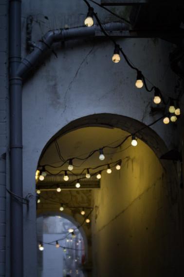 Entry Lights