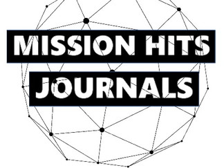 Mission Hits - Journals #1 (Oct-Dec '20)